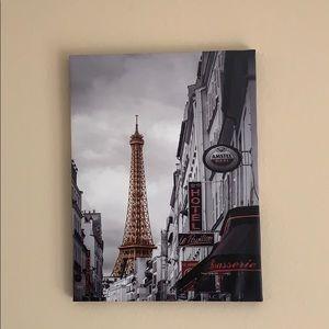 Paris, France canvas photo